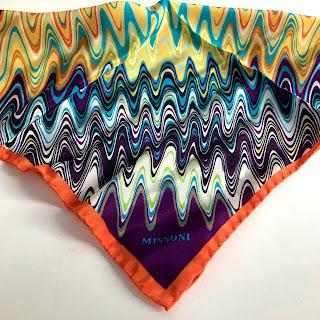 Missoni Silk Kerchief