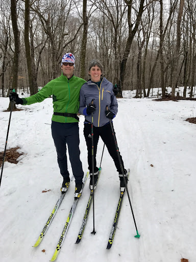 Tuesday skiers