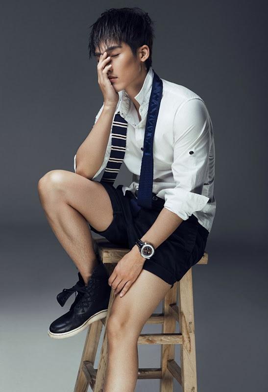 Ryan Zhang He China Actor