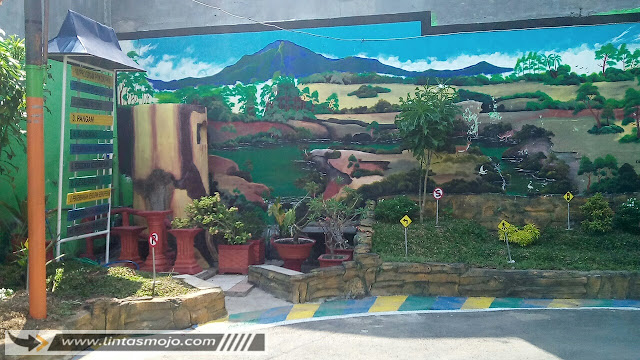 Kampung Tertib Lalu lintas  Kota Mojokerto