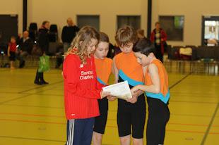 Opvisning i Halgård Hallen 2016
