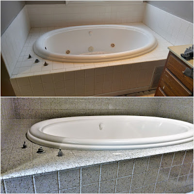 Bathtub Refinishing, Sink Refinishing 7