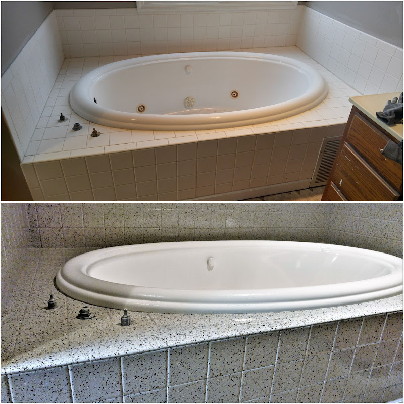 bathtub refinishing sink refinishing before u0026 after click to view