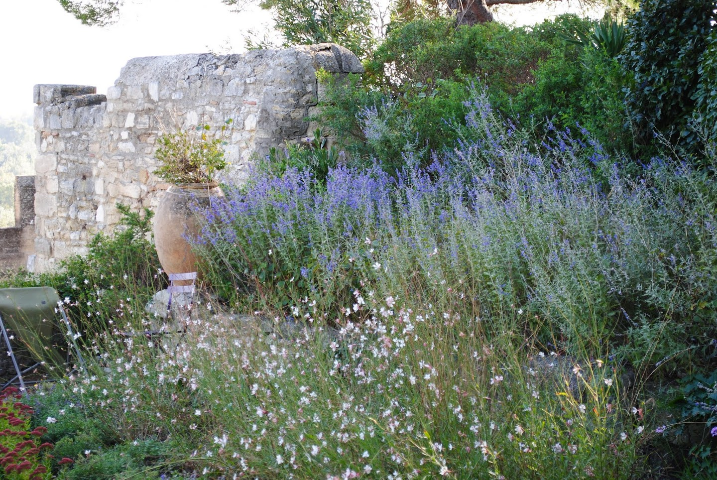 My Photos: France -- Villeneuve-les-Avignon -- Fort Saint-André Abbey & Gardens