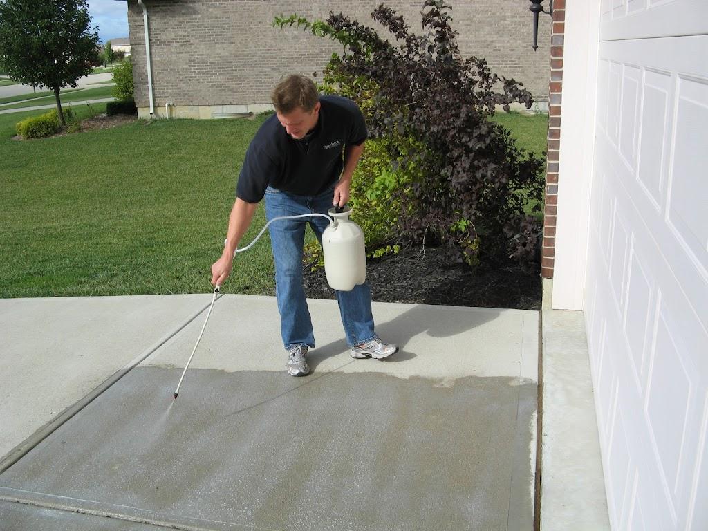 Daytoncincinnati concrete driveway sealing contractor jaco photos solutioingenieria Choice Image
