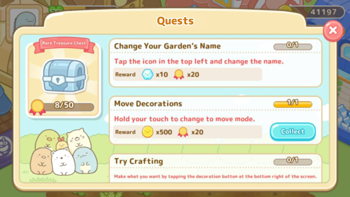 Sumikkogurashi Farm modavailable screenshots 5