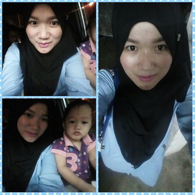 Mama with syamimi