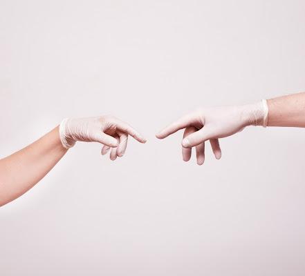 The touch ( Giudizio Universale)