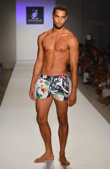 Tropical Eye Candy with A.Z. Araujo [men's fashion]