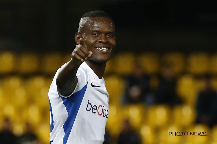 Aly Samatta pourrait manquer le match de ce week-end : quid de la Ligue des Champions ?