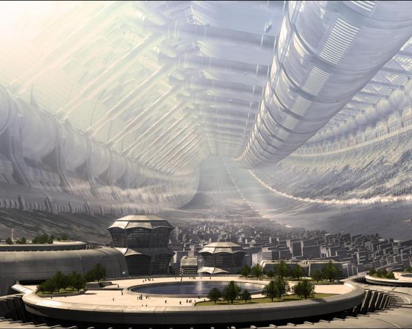 City Under The Dome, Fiction 1
