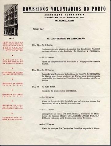 1964 Ofício