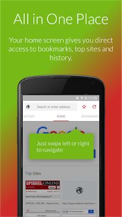 Power Browser – Fast Internet Explorer App Latest Version  Download For Android 4