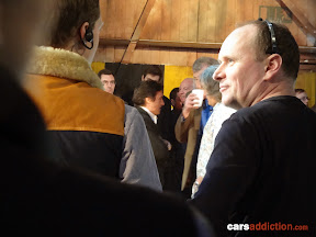 Brian Klein - Top Gear Studio Director