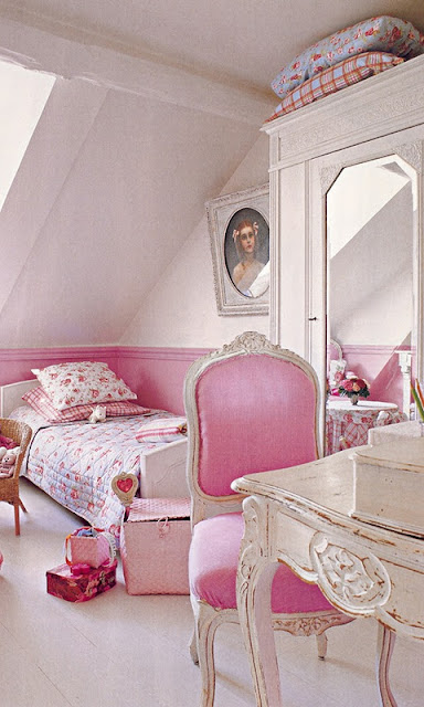 Lilyfield Life: Girls Bedrooms - French Style