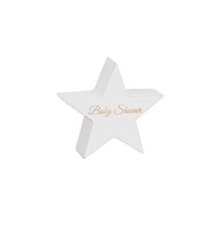 "Stående stjärna ""Baby Shower"""