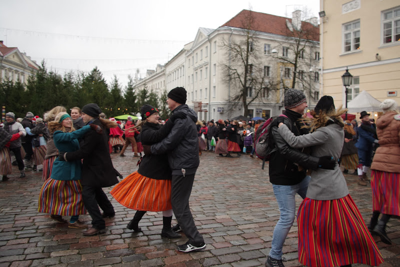 12. detsember 2015 - Tartu talvine tantsupidu Raekoja platsil - IMGP9107.JPG