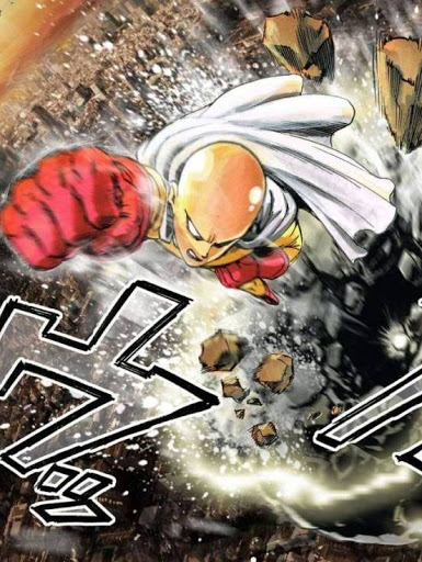 One Punch Man Sub Indo