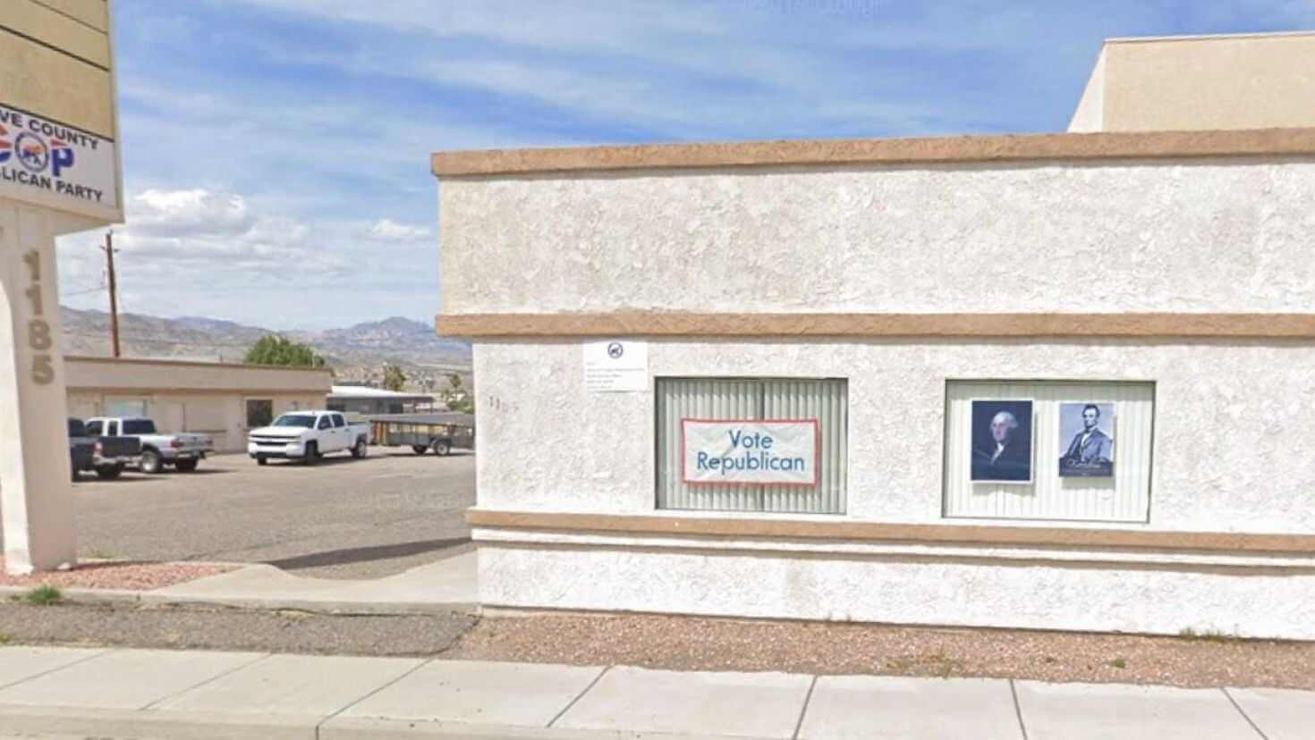 Arizona trumps office on gunshots