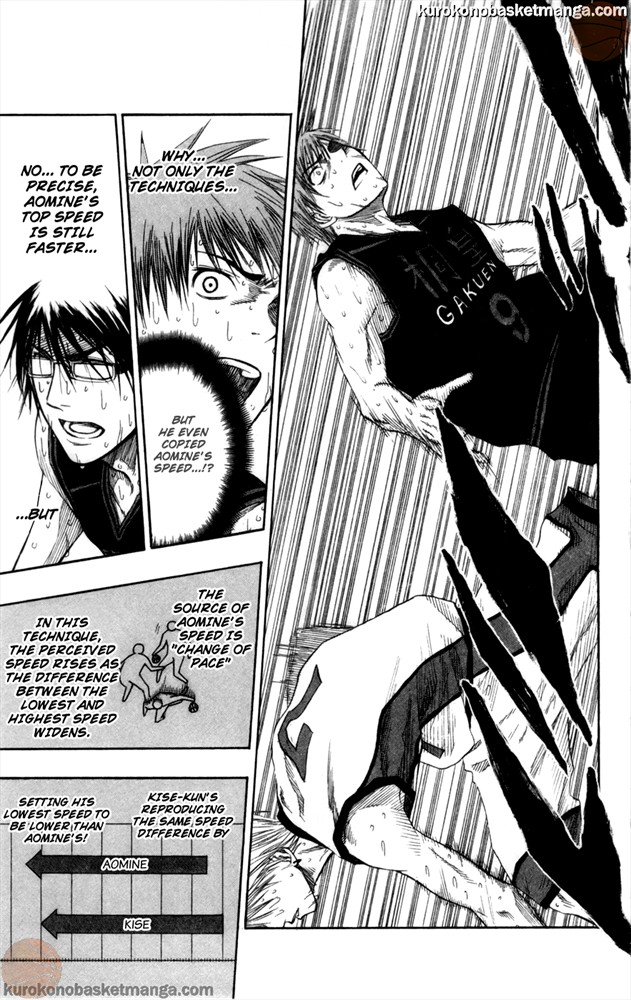 Kuroko no Basket Manga Chapter 70 - Image 13