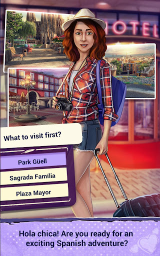 Teenage Crush u2013 Love Story Games for Girls  screenshots 1