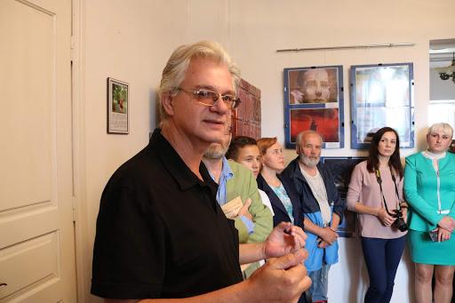 Іван Лучук виступив у Музеї-садибі родини Антоничів