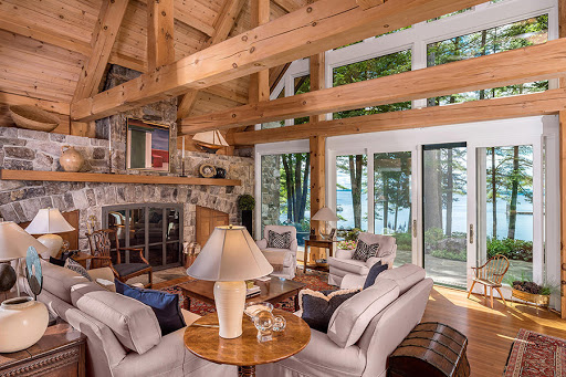 Five Gorgeous New England Lake Houses to Relax at All Summer Long