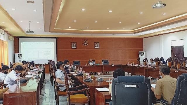 DPRD Kapuas Mulai Lakukan Pembahasan Perubahan KUA-PPAS 2021