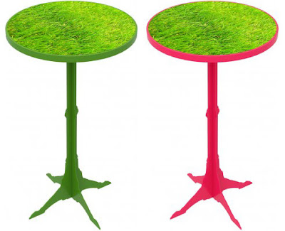 Mesas para decorar en primavera.