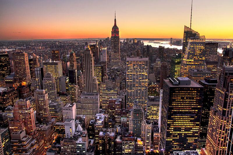 Halvat lennot New Yorkiin