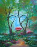 Goddess Dauarani Image