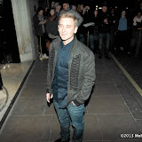 WWW.ENTSIMAGES.COM -   DJ Fresh arriving at The BRIT Awards 2013 - shortlist  nominations announcement at The Savoy Hotel, Strand, London January 10th 2013 Photo Mobis Photos/OIC 0203 174 1069