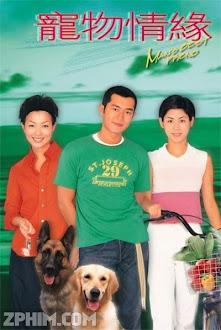 Chú Chó Thông Minh - Man's Best Friend (1999) Poster