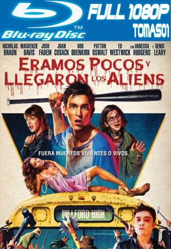 Éramos pocos y llegaron los aliens (2015) (BRRipFull 1080p) BDRip 1080p DTS