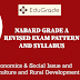 NABARD Grade A Exam 2021 Exam Pattern and Syllabus [Revised] - Phase 1, Phase 2 and Interview