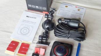 BC Master ドライブレコーダー DC10S