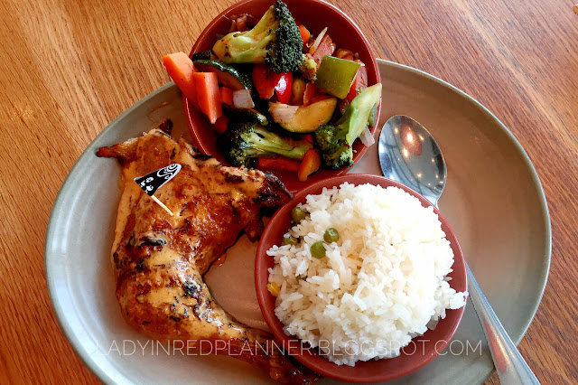 Nando's Mediterranean Rice