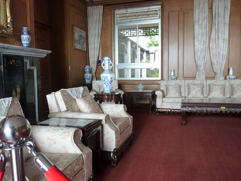 TAIWAN.Taipei Yangminshan, une des résidences de CKS - P1110876.JPG