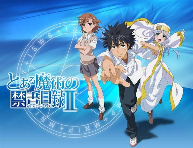 Seperti yang mimin janjikan bahwa mimin akan melanjutkan Review Anime To Aru Majutsu no In [Review Anime] Toaru Majutsu no Index II