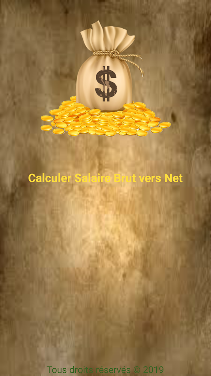 Calcule Salaire Brute Et Net Android Apps Appagg