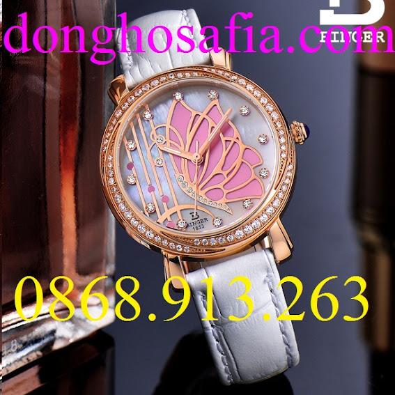 Đồng hồ đôi cơ Binger HD3