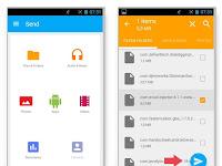 Cara Mengirim File via Wifi Pada Android