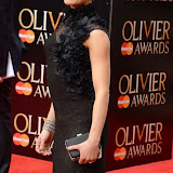 OIC - ENTSIMAGES.COM - Flavia Cacace at the The Olivier Awards in London 12th April 2015  Photo Mobis Photos/OIC 0203 174 1069
