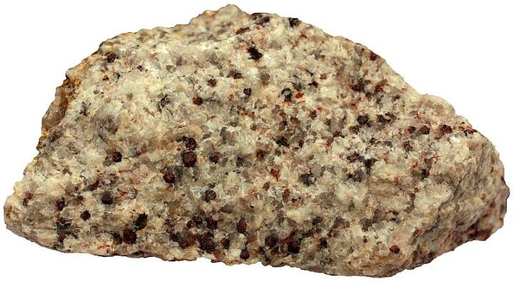 Garnet Rock Forming Minerals