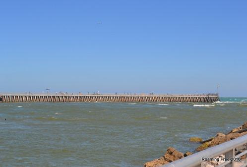 Fishig pier