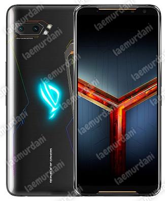 HP Asus ROG Phone II Terbaru dan Tercangih