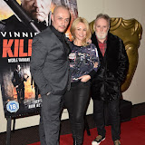 OIC - ENTSIMAGES.COM - Sean Cronin, Sarina Potgieter and Roger Taylor at the  Kill Kane - gala film screening & afterparty in London 21st January 2016 Photo Mobis Photos/OIC 0203 174 1069