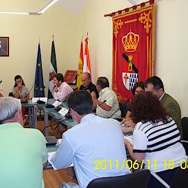 Constitución del Ayuntamiento de Torremayor