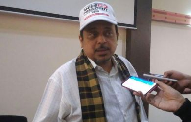 Ustaz Haikal Hassan Baras sudah tak sabar menunggu perhelatan Pemilihan Presiden (Pilpres) 2024
