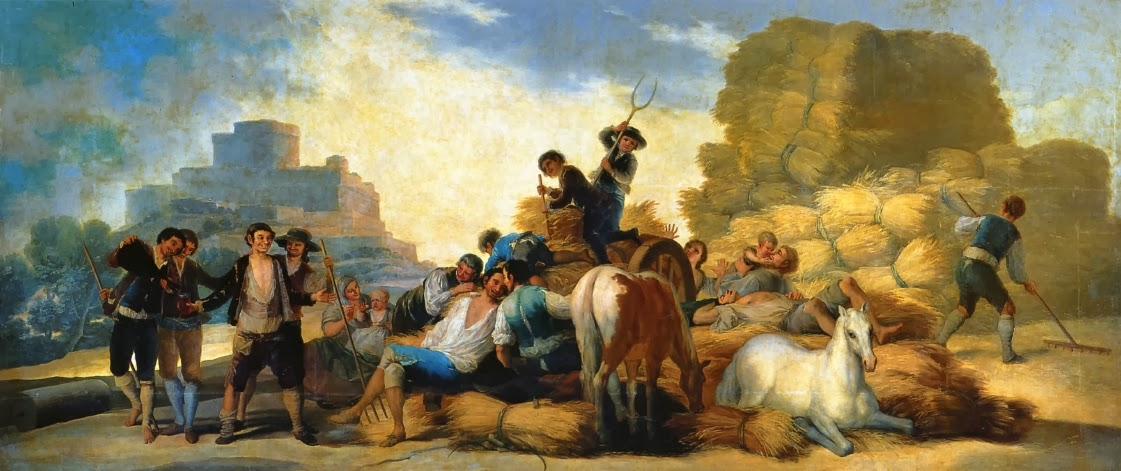 Francisco Goya - Summer